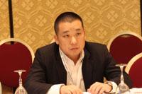 康佳集团国际营销事业部总裁常东
