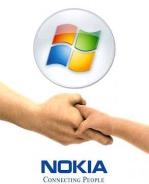 诺基亚与微软达成战略合作