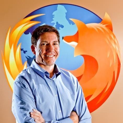 Mozilla CEO加里・克威克斯(Gary Kovacs)