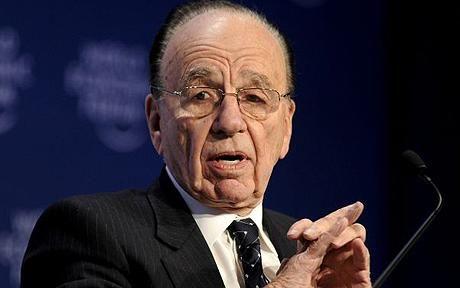 鲁珀特·默多克(Rupert Murdoch)