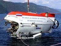 俄罗斯和平二号潜水器