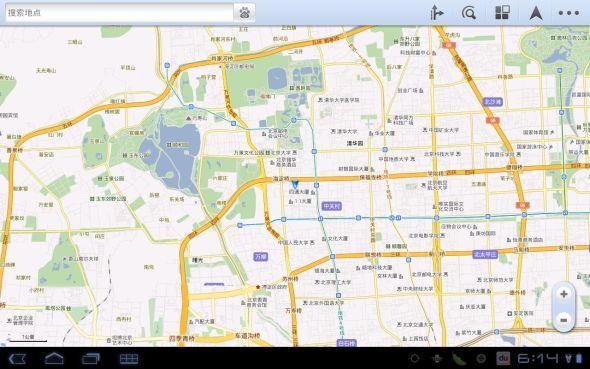 我想在百度地图的底图上显示我们公司,而不是一个小红点,怎么操作?