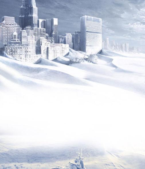 气象灾害代表作品:《后天》