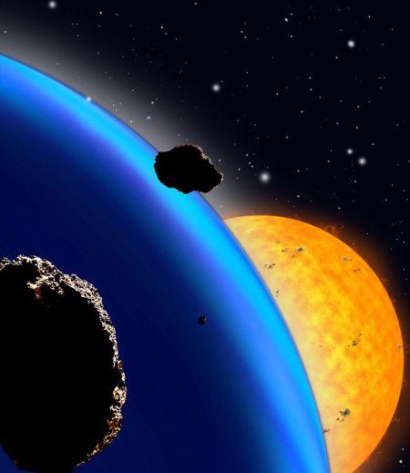 开普勒空间望远镜升空后发现了1235颗系外行星,这重新点燃了人们对于搜寻系外文明的兴趣。而一项最新的研究显示,如果真的存在,它们更可能正藏身于银河系接近核心的内侧位置而非外缘