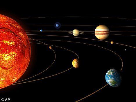 计算机模拟表明,太阳系很可能曾经拥有第五巨行星�D�D但是这颗巨行星已经被逐出太阳系