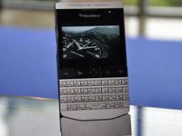 奢华黑莓保时捷手机P'9981