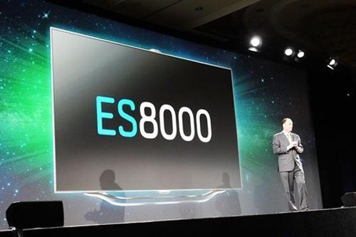 三星ES8000系列旗舰电视