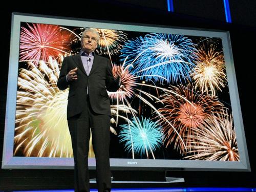 索尼Crystal LED电视