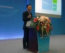 微软大中华区副总裁 谢恩伟