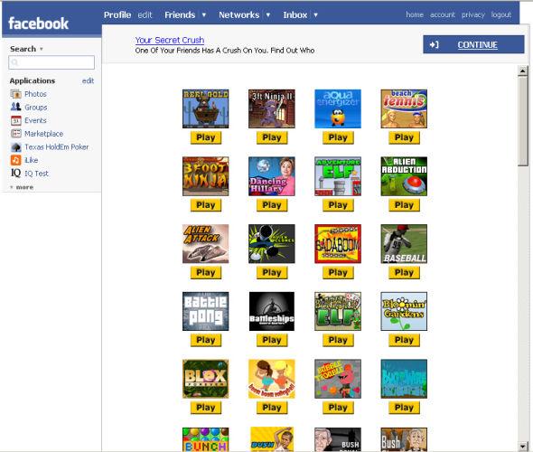 Facebook拥有繁荣的应用平台,但开发者正将用户数据视为金矿疯狂开采