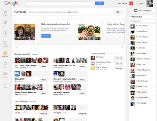 Google+重大改版