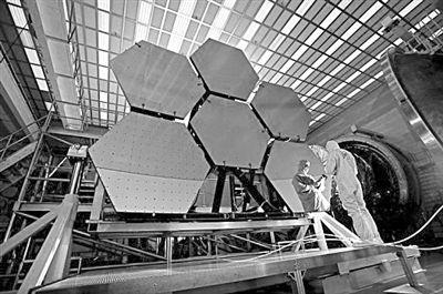 詹姆斯・韦伯太空望远镜可以帮助改善我们的视力