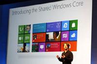 WP8和Windows 8基于一个内核