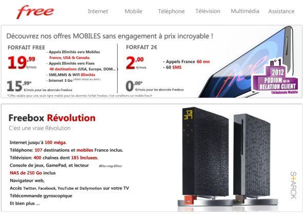 Free是如何颠覆法国电信市场的?