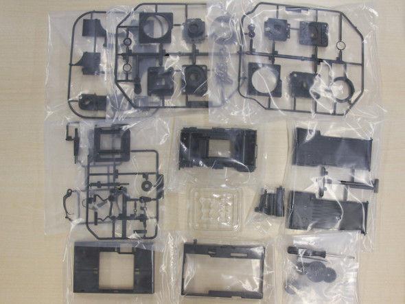 LASTCAMERA:自己组装的可换镜头胶片相机