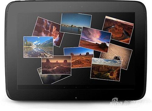 谷歌发布Nexus 10平板电脑