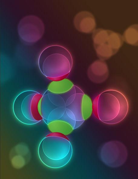 科学家们已经制造出一些新型粒子,其直径仅有人类头发丝直径的百分之一。这些粒子非常特别,它们可以自行相互组合,就像是原子相互组合构成分子的过程