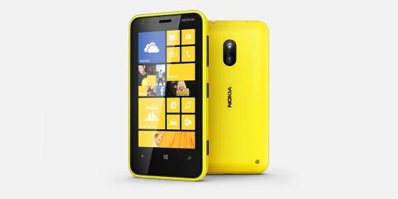 Lumia 620彩色智能手机