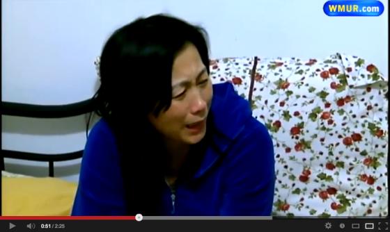 李小姐哭诉语言不通造成了误会