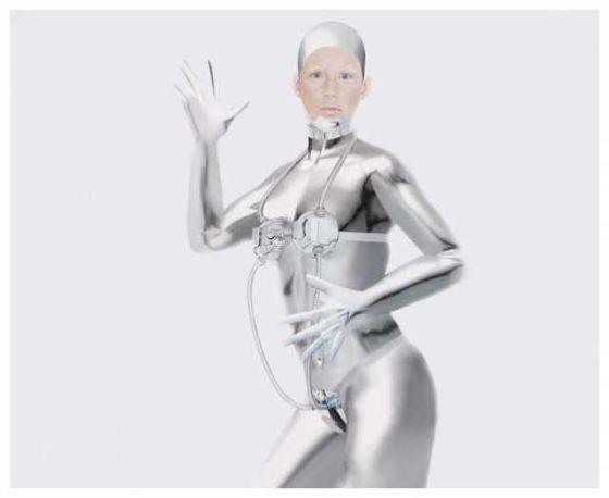 据美国国家情报委员会(NIC)预测,2030年或将出现放生的机械超人