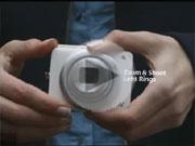 佳能无线相机Powershot N宣传片