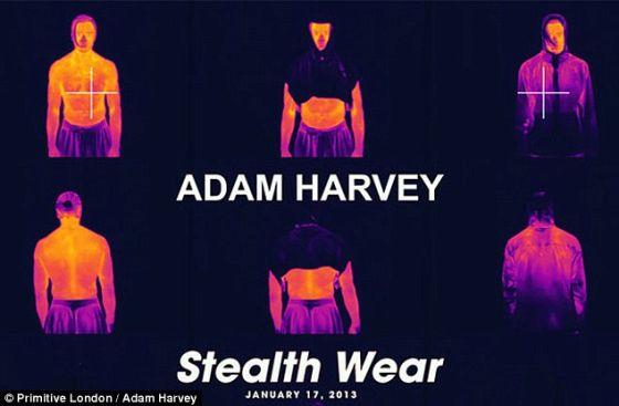 多年来,艺术家亚当-哈维一直在研究监视文化产生的影响,他在不断提供可以用来躲避政府追踪的方法