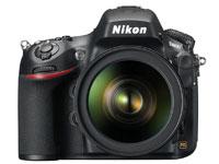超高像素全幅:尼康D800