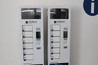 媒体中心可以给手机充电的保管箱