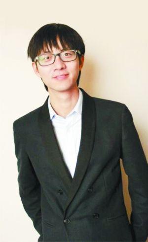 刘成城24岁 协力筑成(36氪) 联合创始人兼CEO