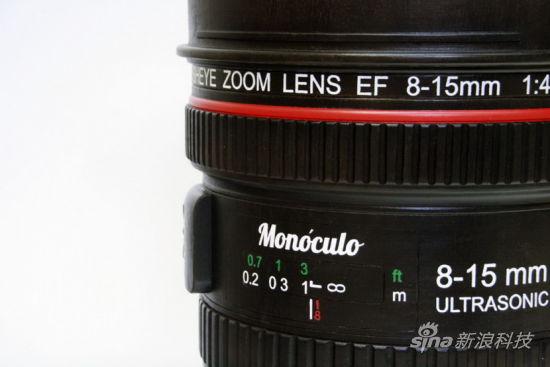 佳能8-15mm鱼眼变焦镜头的凳子