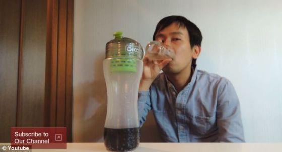 """最后生成的液体被描述为""""糖水一样""""。"""