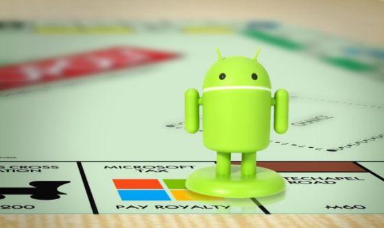 微软每授权一台Android设备,其可收入囊中的费用将近8美元。