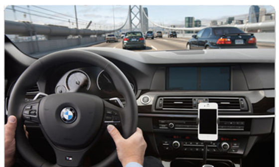 宝马宣布旗下2014年全部车型将整合苹果公司车载语音控制系统Siri Eyes Free