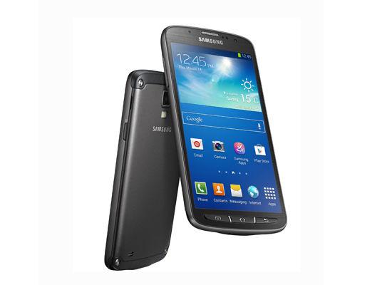 Galaxy S4 Active拥有专业级别防尘防水能力
