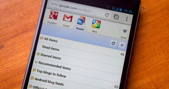 谷歌阅读器Google Reader将于7月1日正式关闭
