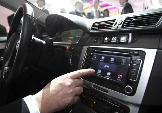 汽车或将成为黑客一显身手的新战场