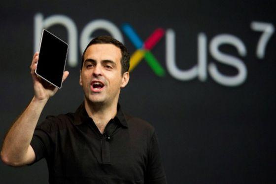 谷歌Android产品管理副总裁胡戈・巴拉