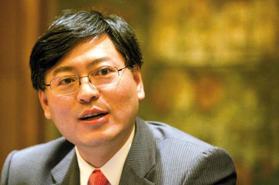 联想集团CEO 杨元庆