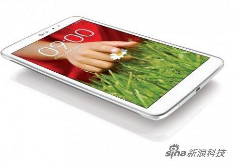 LG G Pad 8.3白色