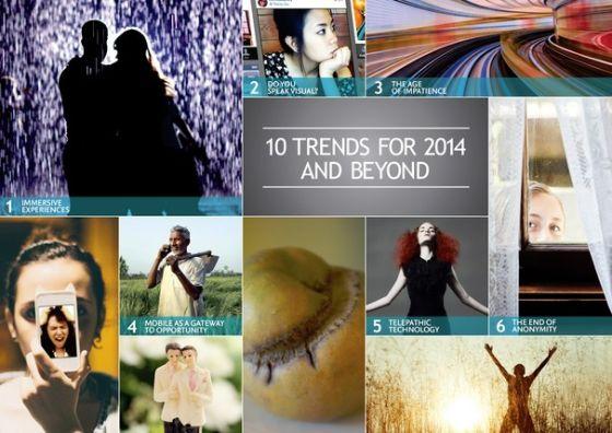 2014年以及以后科技发展的10个方向