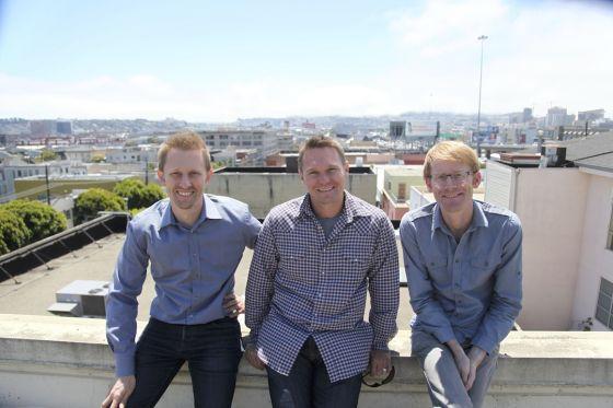 Planet Labs联合创始人:克里斯(Chris Boshuizen),辛德勒(schingler),以及马歇尔(Marshall)