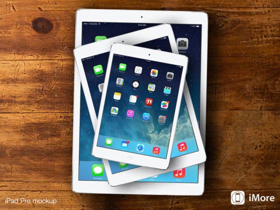 传苹果13英寸iPad Pro将配备4K显示屏