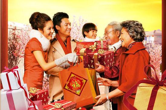 喜气洋洋过春节如何拍出年味十足的团圆照(5)