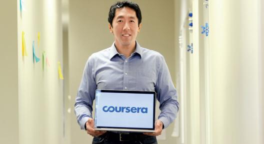百度首席科学家吴恩达(Andrew Ng)
