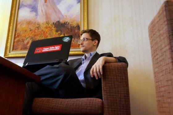 斯诺登与NSA的首次对抗:举行加密派对