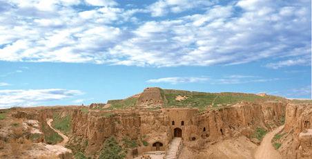 宁夏水洞沟:专家推测冰期曾有西伯利亚先民|水洞沟遗址|石器|冰期_