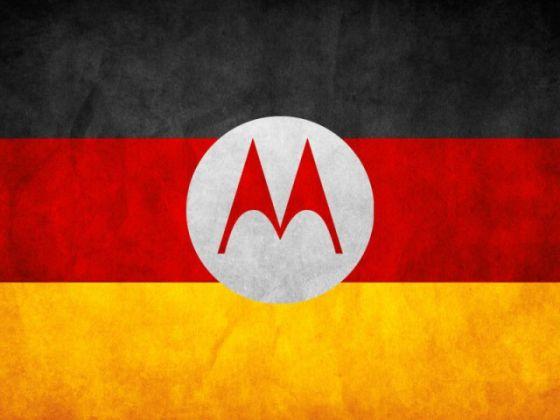 德国法庭宣布了针对摩托罗拉手机的禁售令