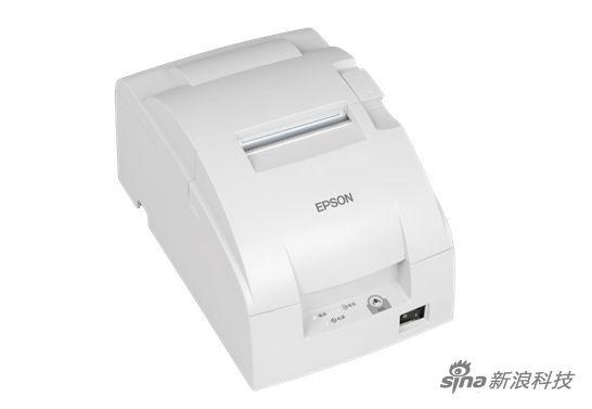 爱普生24针高速微型打印机