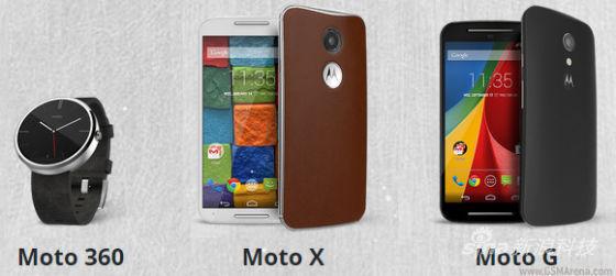 新版Moto X接受预定