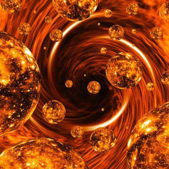 """有物理学家提出理论,认为""""平行宇宙""""不仅切实存在,而且能够相互影响。"""